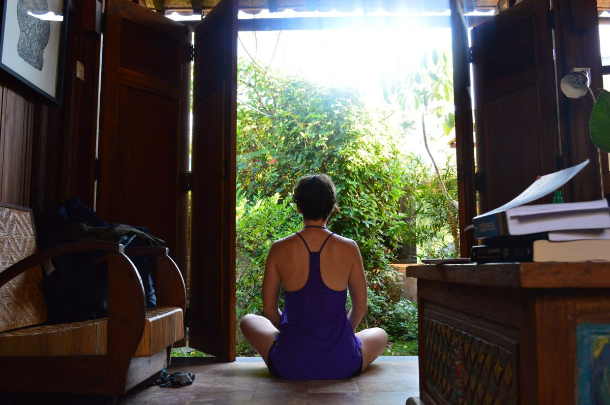 The Benefits of Meditation while on Vacation